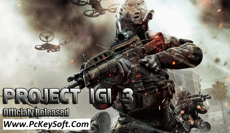IGI 3 Game-free-download-compressed-pckeysoft